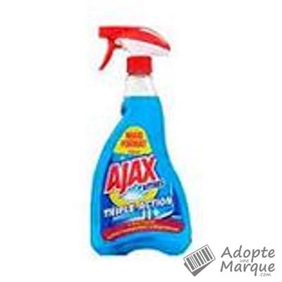 Ajax Nettoyant pour Vitres Le spray de 750ML