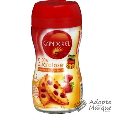 Canderel Sucralose en Poudre Le pot de 75G