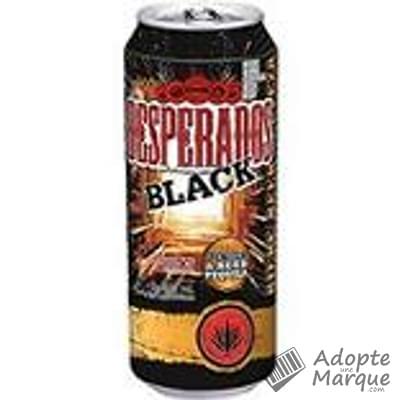 Desperados Black Biere Aromatisee Tequila Aged Tequila 5 9 Vol La Canette De 50cl Adopteunemarque Com
