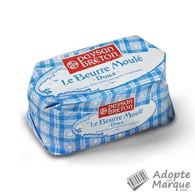 Paysan Breton Beurre Moulé - Doux La plaquette de 500G